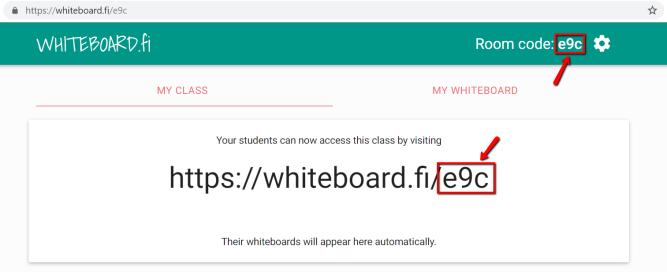 whiteboard_klasskod